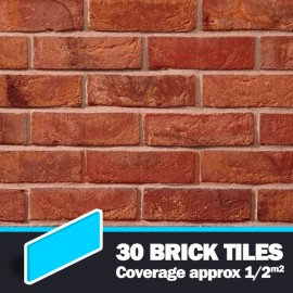 Antique Mixture Brick Tiles
