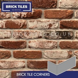 Docklands Brick TIle Corners