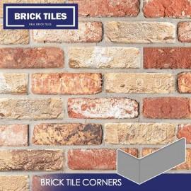 Cottage Mixutre Brick Tile Corners