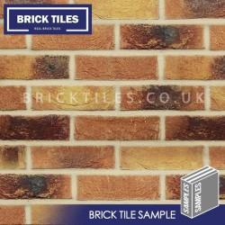 Lambeth Mixture Brick Tile - Sample