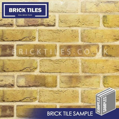 London Reclaimed Stock Brick Slips