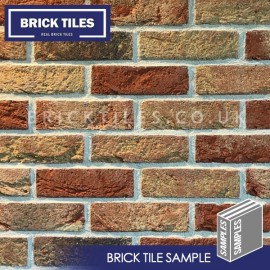 Hamlet Mixture Brick Tile - Sample