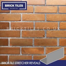 Heritage Soft Orange Brick Tile Stretcher Reveals