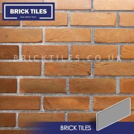 Heritage Soft Orange Brick Tiles