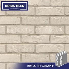 Manhattan White Brick Tile - Sample