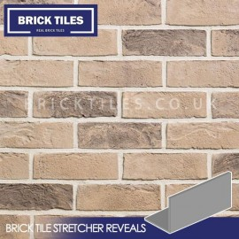 Kensington Buff Multi Brick Tile Headers