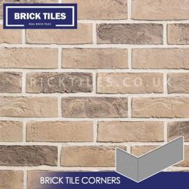 Kensington Buff Multi Brick Tile Sample