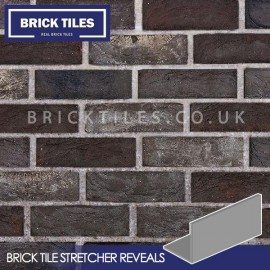 Nero Brick Tile Stretcher Reveals