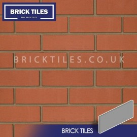 Smooth Red Brick Slips