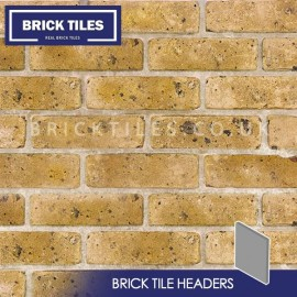 Thames Yellow Blend Brick Tile Header