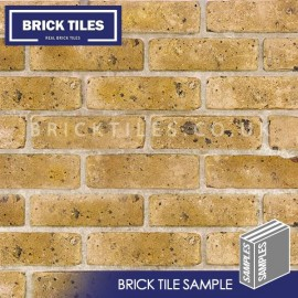 Thames Yellow Blend Brick Tile - Sample