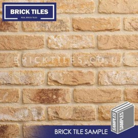 New Sandalwood Brick Tile - Sample