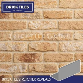 New Sandalwood Brick Tile Stretcher Reveals
