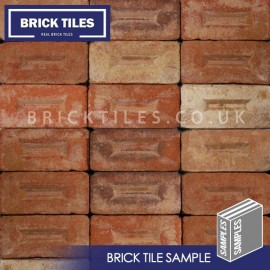 Lava Brick Tile - Sample