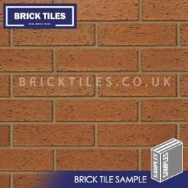 Red Rustic Brick Tile - Sample