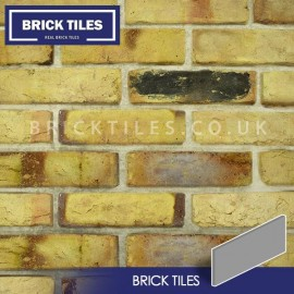 Reclaimed Weathered Yellow Brick Tiles