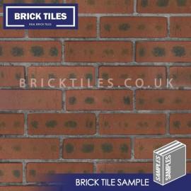 Rustic Red Brick Tile - Sample