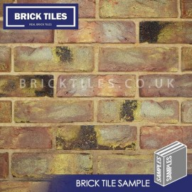 Reclaimed Coach House Brick Tile - Sample
