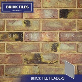 Reclaimed Coach House Brick Tile Headers