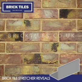 Reclaimed Coach House Brick Tile Stretcher Reveals