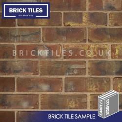 Olde Victorian Red Blend Brick Tile - Sample