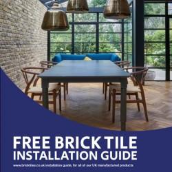 Brick Tile FREE Installation Guide